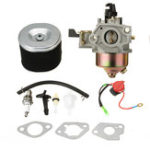 Оригинал Элемент воздушного фильтра карбюратора Spark Штекер Kita Для Honda GX240 8HP & GX270 9HP
