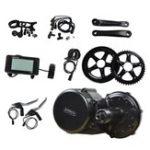 Оригинал BafangBBS01B36V250WБесколлекторныймотор Центральный Мотор DIY Наборы для мотоциклов с электрическим велосипедом со встроенным кон