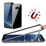 Оригинал BakeeyПластинаМагнитнаяадсорбцияПолныйкорпус ПК Защитный Чехол для Samsung GalaxyS8/S8Plus