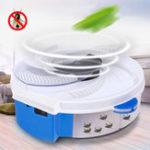 Оригинал Электрическое устройство ловушки для ловушек для борьбы с вредителями Сад USB Mosquito Bug Insert Killer Catcher Animal Repeller