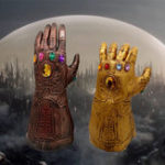 Оригинал Thanos Infinity Gauntlet Glove Cosplay Infinity War The Avengers Costume