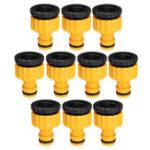 Оригинал 10Pcs 1/2 3/4 дюймов ABS Сад Адаптер для мышки для стиральной машины Faucet Шланг