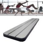Оригинал 157.48×35.43×3.93inchНадувнойGYMAirTrackMat Airtrack Gymnastics Mat Практика Pad Pad