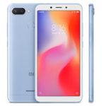Оригинал XiaomiRedmi6GlobalVersion5,45 дюйма 3GB RAM 32GB ПЗУ Helio P22 Octa core 4G Смартфон