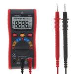 Оригинал ANENG H01 4000Counts Auto Range Digital Мультиметр Напряжение AC / DC, ток AC / DC, сопротивление, емкость, частота, рабочий цикл, диод и анализатор непрерывности