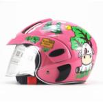 Оригинал мотоцикл Детский шлем ABS Открытый защитный орган для лица