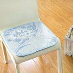 Оригинал ЛетоНескользящийIceSilkChairCooling Breathable Cushion Tatami Диван Seat Cushion Здоровье Коврики