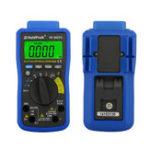 Оригинал  HoldPeak HP-90EPC 4000 Counts True RMS Digital Мультиметр Батарея Тестер диодов / hFE с USB / Softw
