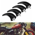 Оригинал 4шт Фронт Украшение Рогвы для Универсального мотоцикл Чоппер Боббер Touring Cafe Racer Custom