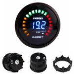 Оригинал 2inch 52mm 20 LED Digital Авто Автоматическое соотношение воздух / топливо Монитор Гоночный аналоговый аналоговый