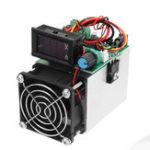 Оригинал 100W DC 12V Discharge Батарея Модуль тестера емкости с электронным нагрузочным устройством цифровой нагрузки Батарея