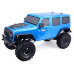 Оригинал RGTEX861001/102.4G4WD510 мм Brushed Rc Авто Внедорожник Monster Truck Rock Crawler RTR Toy