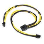 Оригинал Двойной мини-6-контактный кабель для 8-контактного кабеля PCI-E для Mac Pro Видеокарта
