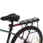 Оригинал BIKIGHTВелосипедВелосипедГорныйвелосипедSeat Post Задний кронштейн для монтажа в стойку Багаж Макс. Грузоподъемность 50 кг