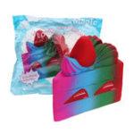 Оригинал Клубничный торт Squishy 15 * 14.5 * 9CM Slow Rising Soft Коллекция подарков для подарков с упаковкой
