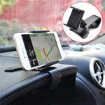 Оригинал Универсальный поворотный поворот на 360 градусов Авто Держатель для панели приборов для iPhone Xiaomi Mobile Phone