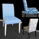 Оригинал  ЧехолдлядомашнейстульницыЭластичноепротивообрастающее сиденье Подставка 3 Цвета Chioce Chairs Covers Hotel