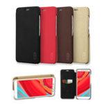 Оригинал LENUOДержательдержателядляпечатноймашины Ударопрочный Soft Кожа PU + ПК Полный защитный орган для тела Чехол Для Xiaomi RedmiS2