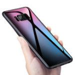 Оригинал BakeeyУстойчивоекцарапинамзакаленноестекло Защитное Чехол Для Samsung Galaxy Note 8/S8/S8 Plus