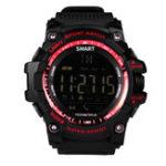 Оригинал  Владелец времени Bluetooth Часы Спорт Smart Watch 5 ATM Водонепроницаемый шагомер Call / SMS Reminder So