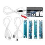 Оригинал SS-909 Универсальная плата активации зарядки для мобильных телефонов Пластина для Android для Ipad для Iphone 8 8P X Батарея Активация кабеля
