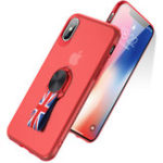 Оригинал Bakeey Detachable Strap Grip Magnetic Shockproof Protective Case For iPhone X/7 Plus/8 Plus