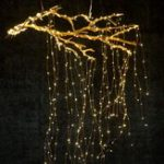 Оригинал Солнечная Powered 8 режимов Медь Провод 200 LED Рождественская елка Фея String Свадебное Главная Party Decor Light