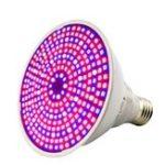 Оригинал 290 LED Grow Light E27 Лампа Full Spectrum Indoor Растение Растущая Лампа Гидропонная система для Семена