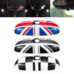 Оригинал Авто Внутренняя крышка зеркала заднего вида с крышкой Великобритании Флаг для BMW MINI Cooper F55 F56 F54 F60