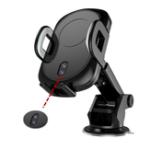 Оригинал Bakeey Automatic Infrared Датчик Авто Stand Holder QI Быстрое беспроводное зарядное устройство для iPhone X 8 Plus
