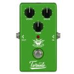 Оригинал Twinote Overdrive Электрическая гитарная педаль эффектов True Bypass Теплый звук естественного звука овердрайва