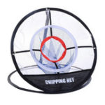 Оригинал Mesh На открытом воздухе Indoor Golf Training Net Chipping Pitching Practice Net Cage Portable Hitting Aid