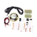 Оригинал TAI-01 5V Инфракрасный аудиоприемопередатчик DIY Набор IR Модуль звукового инфракрасного трансмиттера Набор
