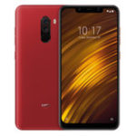 Оригинал Xiaomi POCO F1 Global Version 6.18 inch 6GB RAM 128GB ПЗУ Snapdragon 845 Octa core 4G Смартфон