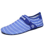 Оригинал Мужчины Quick-dry Breathable Swim Snorkeling Пляжный Обувь Barefoot Slip-on Walking Hiking Shoes