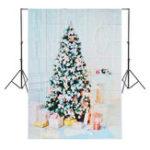 Оригинал 5x7ft Рождественская елка Подарочная фотография Фон Студия Prop Background