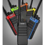 Оригинал GT-828 8W Авто Civilian Handheld Walkie Talkie Поддержка функции оповещения
