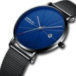 Оригинал CRRJU2216БизнесСтильДатаДисплей Мужские наручные часы