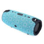 Оригинал Портативный беспроводной Bluetooth Динамик Мощность Звук Стерео HIFI Водонепроницаемы 3,5 мм TF карта FM Радио