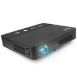Оригинал RigalПроекторRD60110000mAhAndroidWIFI LED MINI DLP HD Проектор 3D Beamer 3350 ANSI люмен