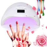 Оригинал 48W Led Professional LED UV Ногти Art Light Dryer Лампа