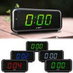 Оригинал VST-806 LED Сигнализация Часы Таймер 1.8 дюймов Дисплей 24-часовая система Мода Многофункциональная