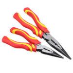 Оригинал BIKIGHT 6/8 дюймов Многофункциональные иглы для длинного носа Провод Clipper Linesman Plier Cutter Hand Инструмент Набор Для машиностроения