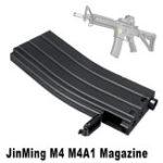 Оригинал Журнал для M4 Гель Ball Bla ster Вода Пуля Картридж Пластиковые игрушки- черный
