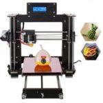 Оригинал DIY Prusa I3 3D-принтер 200 * 200 * 180 мм Размер печати Поддержка Офлайн-печать 1,75 мм 0,4 мм сопло
