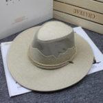Оригинал Мужчины На открытом воздухе Mesh Travel Sunshade Cowboy Шапка