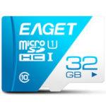 Оригинал 12-й юбилейный VIP-выпуск EAGET T1 Карта памяти Micro SD Card 32GB Class 10
