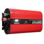Оригинал USB 12V DC до 220V AC Инвертор 500W / 1000W / 200W Power Converter
