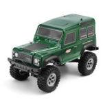 Оригинал HSPRGT1361001/102.4G4WD Rc Авто Rock Cruiser Водонепроницаемы Внедорожник RTR Toy