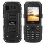 Оригинал SnowpowM2PlusLTE4GСеть WIFI IP68 Водонепроницаемы Android Bluetooth FM GPS Feature Phone